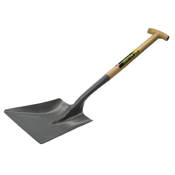 Standard Open Socket No2 T Handle Shovel Black 383285