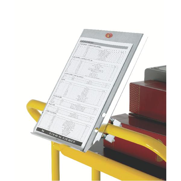 Platform Truck Silver Writing Board