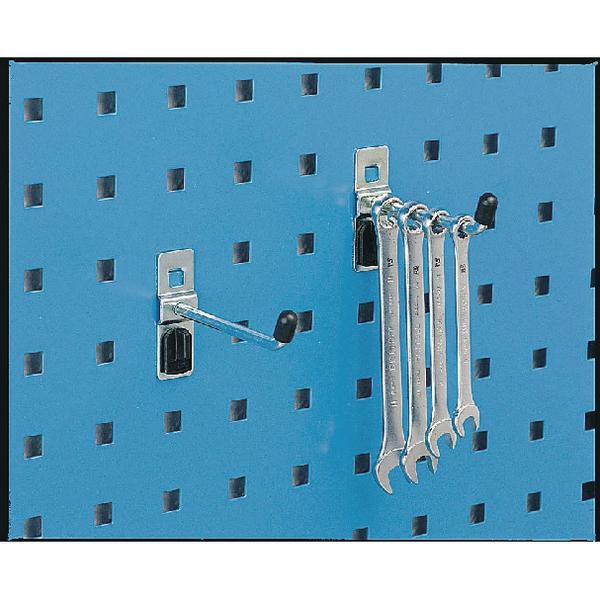 Image for VFM Perfo System Single Tool Hook 75mm (5 Pack) 306967