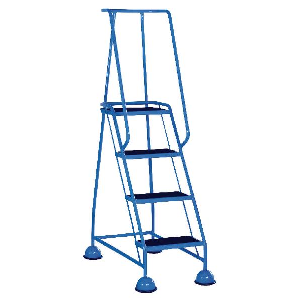 Light Blue 4 Tread Step 385138