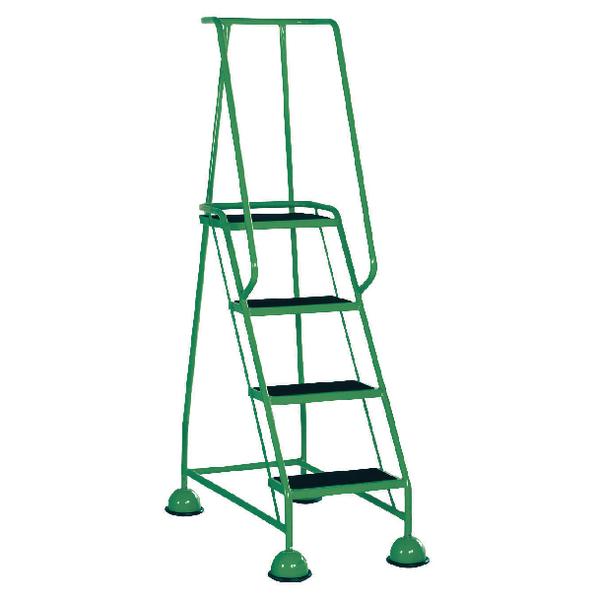 Green 4 Tread Step 385140