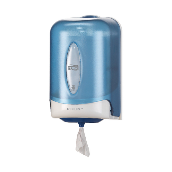 Tork Reflex Blue MiniCentrefeed Dispenser 473137