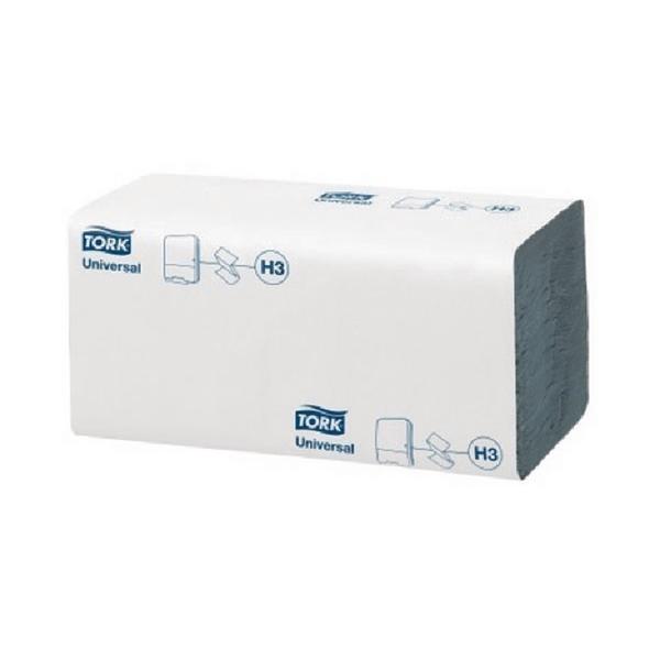 Tork Blue Universal Singlefold Hand Towel For H3 System 200 Sheets (Pack of 20) 290145