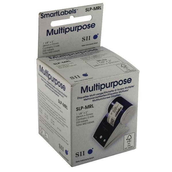 Seiko SLP-Plus Pro 29x51mm Label (Pack of 440) 5570047