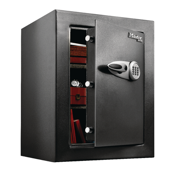 Master Lock Office Security Safe 123.2 Litre Electronic Lock T8-331ML