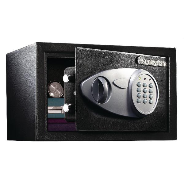 Image for Master Lock Black Security Safe Electronic Lock X055ML