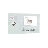 Sigel Artverum 780x480mm White Magnetic Glass Board GL131