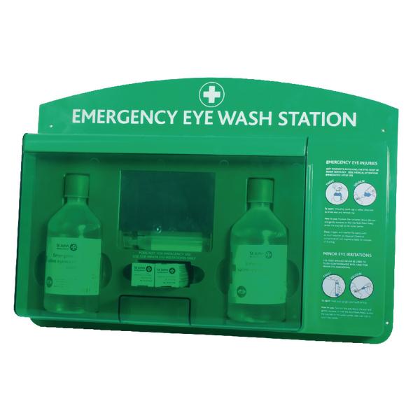 St John Ambulance Eye Wash Station F17900