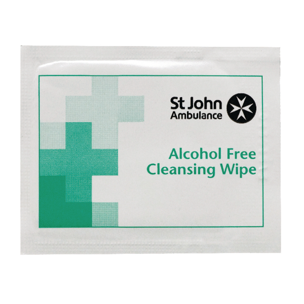 Sterile Cleansing Wipes Pk 100