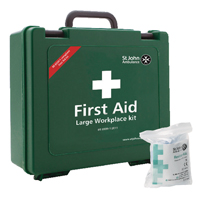 Large First Aid Kit FOC Revive-Aid