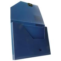 Image for Snopake Dark Blue A4 25mm DocBox 12845