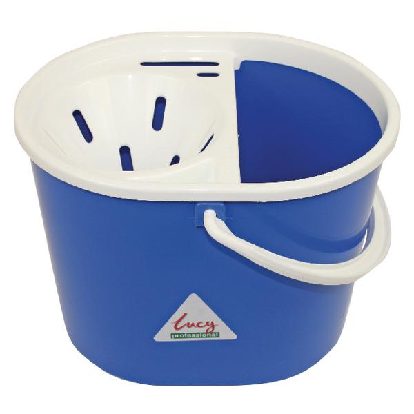 Lucy Mop Bucket 15 Litre Blue