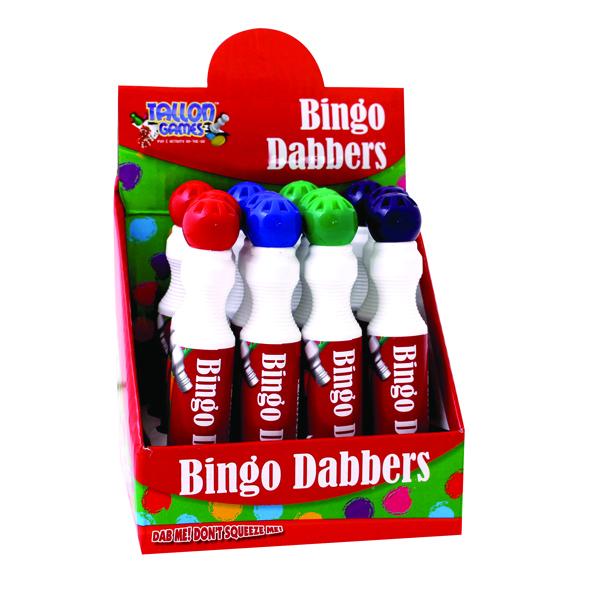 Tallon Large Bingo Dotter (12 Pack) 1158