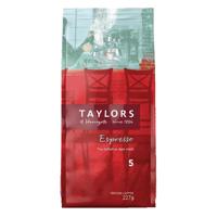 Taylors Espresso Ground Coffee 227g 3870