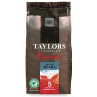 Taylors Espresso Arabica Blend Coffee Beans 227g 3981