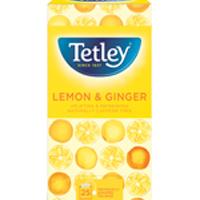Tetley Lemon And Ginger Tea Pk25