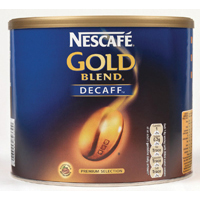 Nescafe Gold Blend Decaffeinated 500g Promotion (Pack of 1)