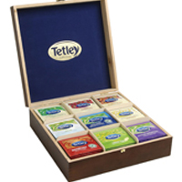 Tetley X2 Fruit/Herb And Blk Env Tea Foc