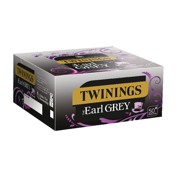 Twinings Earl Grey Envelope Tea Bags (Packs of 300 Pack) F09582