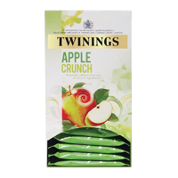 Twinings Apple Crunch Infusion Tea Bags (20 Pack) F09612