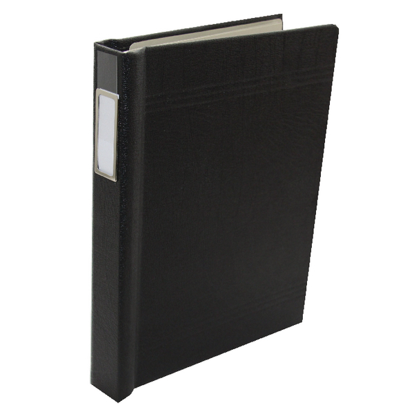 Rexel Crown 3CB Binder Black 75035