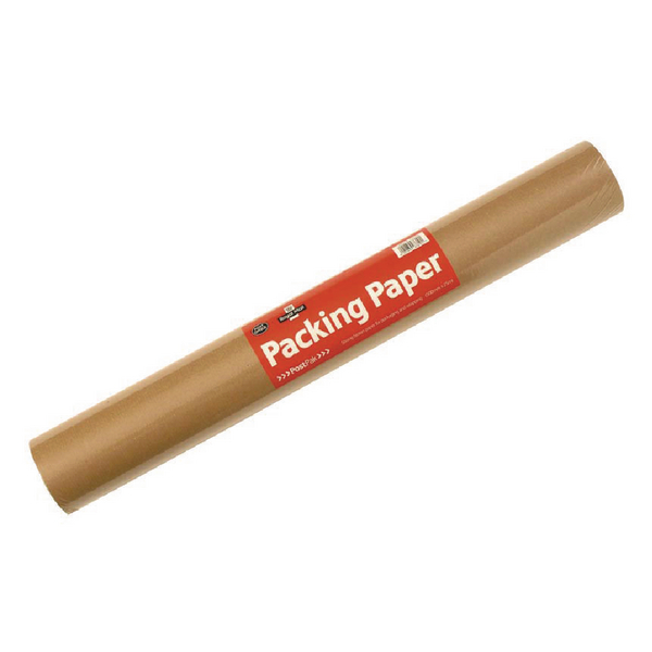 Post Office Brown Packing Paper 500mmx60m (Pack of 30) 39116112
