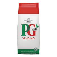 PG Tea Vending Box Instant 10x100g RFA