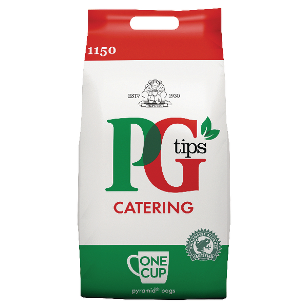 PG Tips Pyramid Tea Bag Pk1150 67395661
