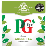 PG Tips Pure Green Tea (Pack of 80) 11955801