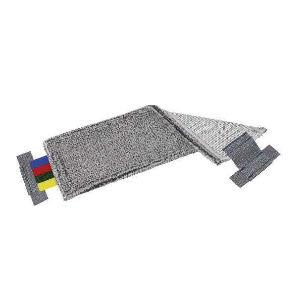 Vileda Safety Mop Pad With Ast Tags