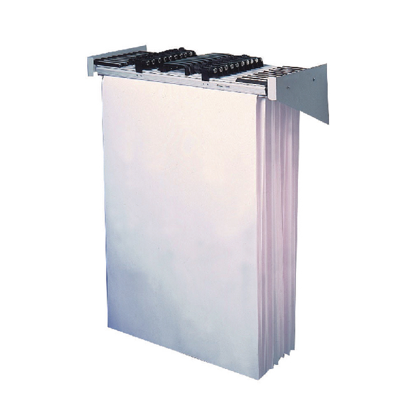 Vistaplan Wall Carrier A0 Grey (Pack of 1) WA0