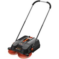 Vax Floor Sweeper Black/Orange Vcs-01