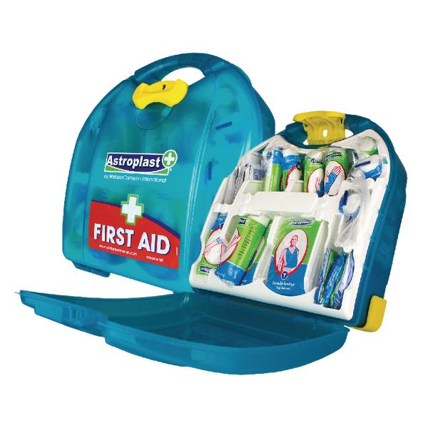 Wallace Cameron Mezzo 10 Person First Aid Dispenser 1002502