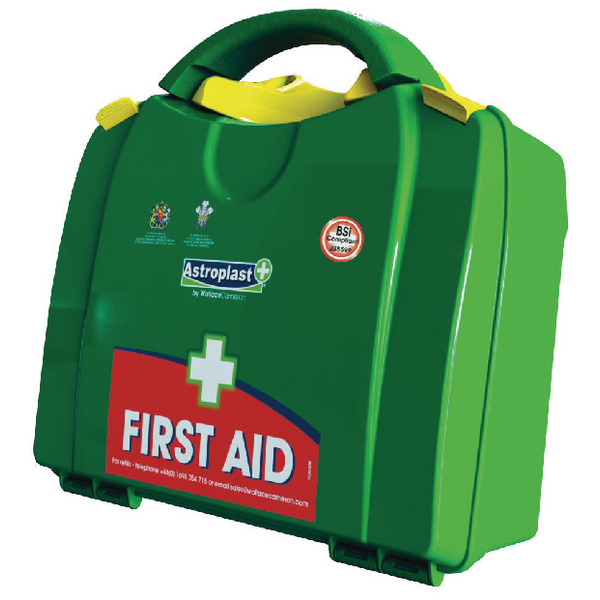 Wallace Cameron Green Large First Aid Kit BSI-8599 1002657