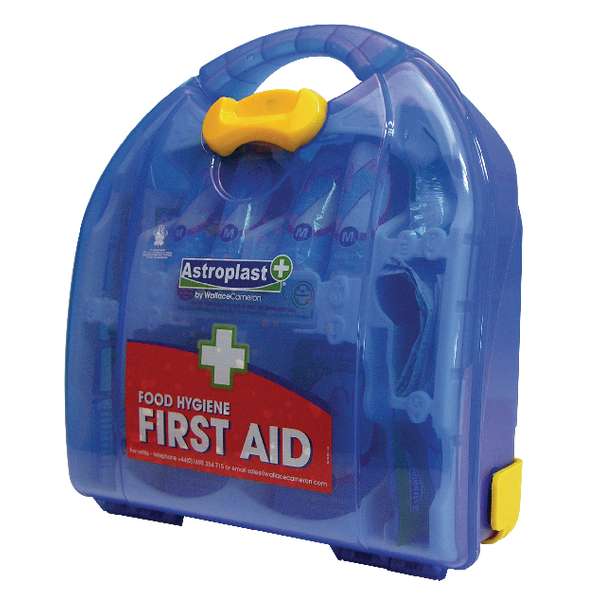 Wallace Cameron Medium Food Hygiene First Aid Kit 1004160