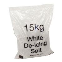 Image for White Winter 15kg Bag De-Icing Salt (Pack of 72) 314265