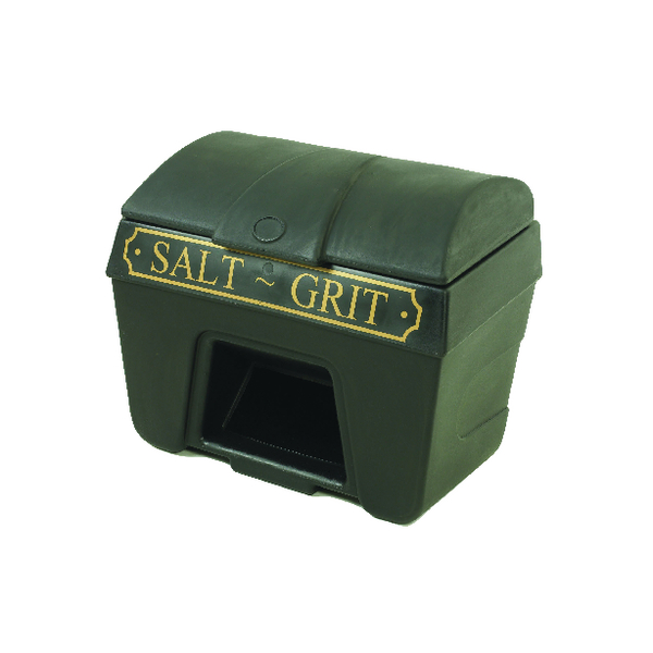 Victorian Style Salt and Grit Bin With Hopper Feed 200 Litre 317065