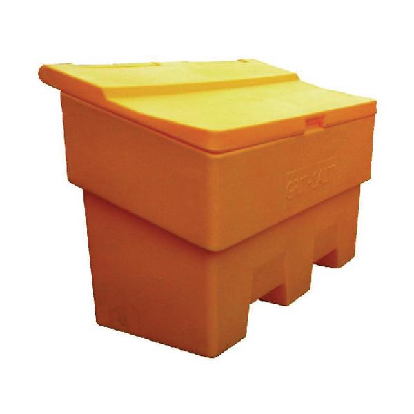 Yellow Winter Grit Bin 285 Litre 380177