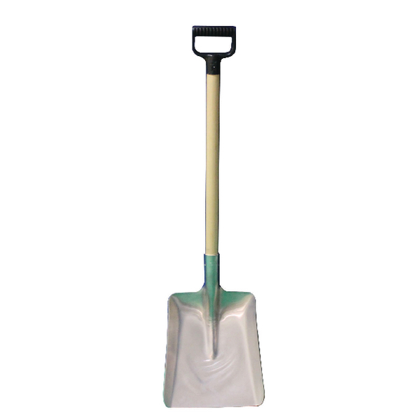 Winter Lynx Snow Shovel Aluminium Silver 384065