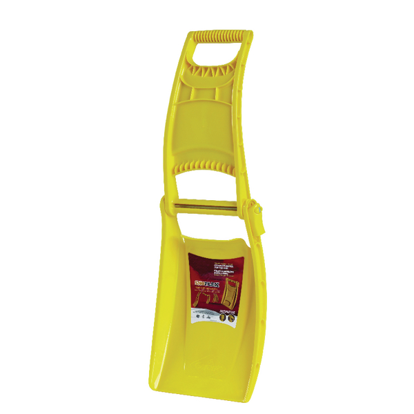 Image for Yellow Winter Snowflex Foldable Snow Shovel 384063