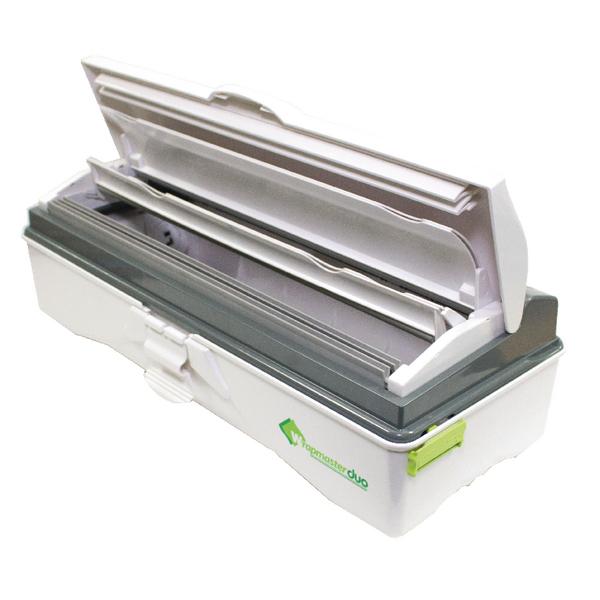 Wrapmaster Duo Dispenser White 63M50