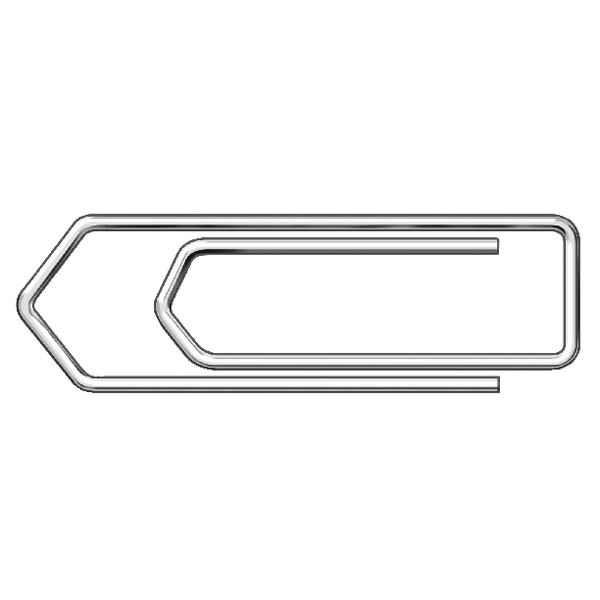 Image for Paperclip Jumbo 45mm (100 Pack) 32481