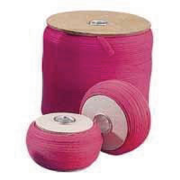 Pink India Legal Tape 6mmx500m Roll R.1018500M