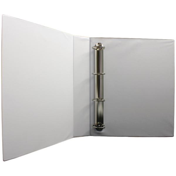 White 40mm 4D Presentation Binder (Pack of 10) WX01329