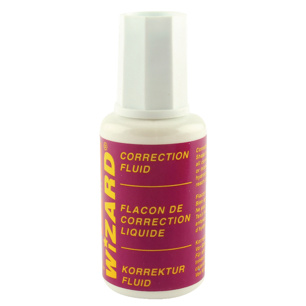 Image for Correction Fluid 20ml (Pack of 10)