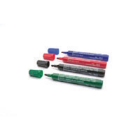 Assorted Permanent Marker Chisel (4 Pack)