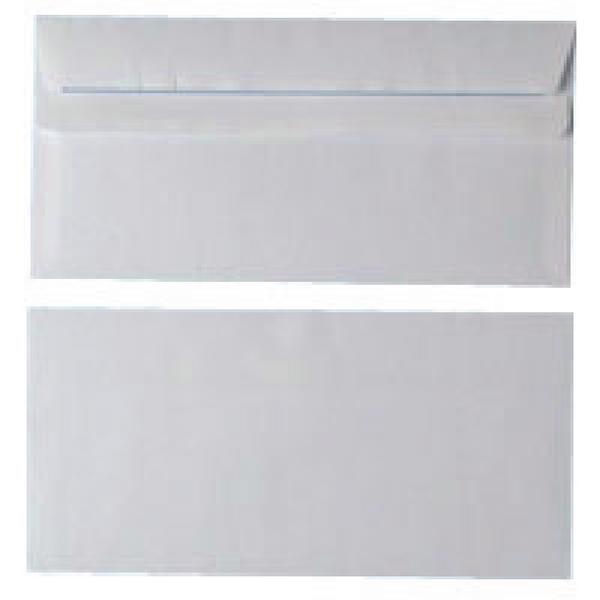 Image for Envelope DL 80gsm Self Seal White (Pack of 1000)