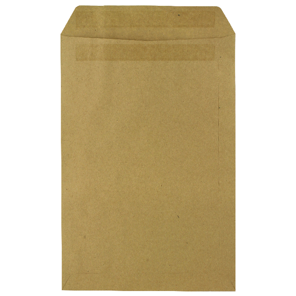 Envelope C4 80gsm Manilla Self Seal (Pack of 250)