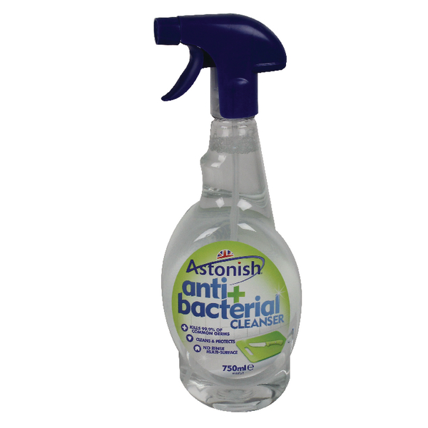 Spray Clner Bactericidal 750ml