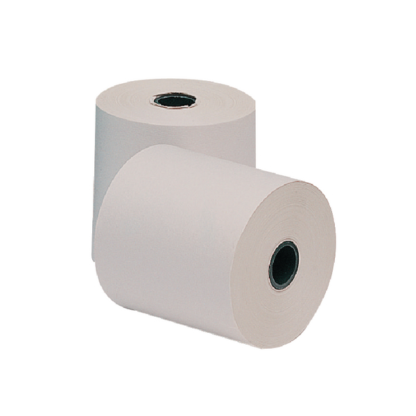 Image for 3-Ply Till Paper Roll 76x76mm (Pack of 20) AD3767612